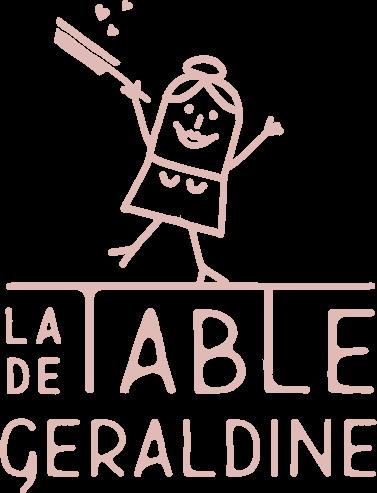 Logo Table Geraldine